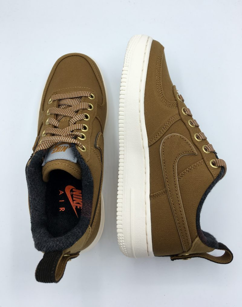 Nike Air Force 1 PRM Carhartt (GS) Outlet24h