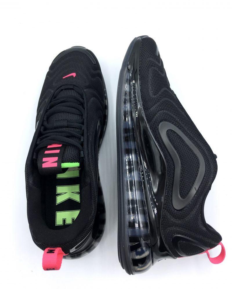 nike air max zwart roze